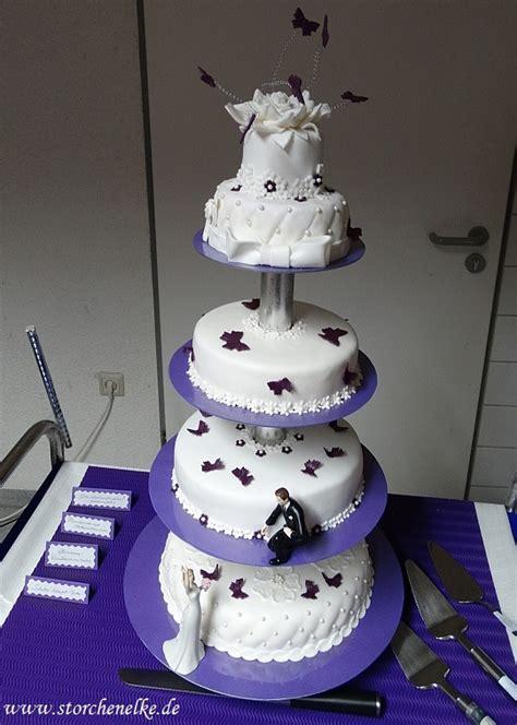 Hochzeitstorte 4 Etagen torte
