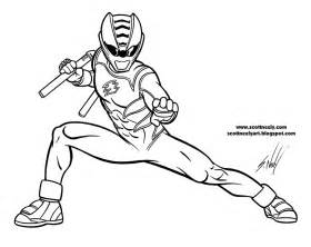power ranger coloring page 187 power rangers jungle of furyscott neely design o strator