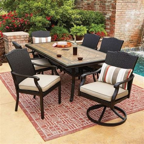 Best 25 Discount Patio Furniture Ideas On Pinterest 7 Patio Dining Sets Clearance