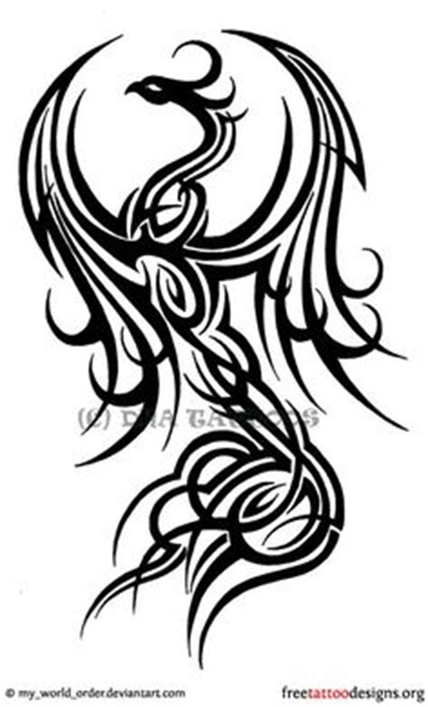 tribal phoenix tattoo meaning celtic knot celtic knots