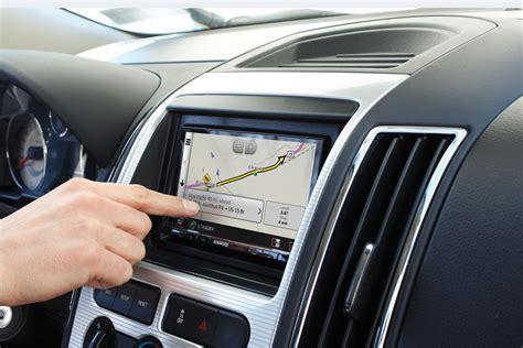 install  car navigation system