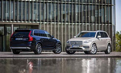 volvo  electrify entire model lineup   auto news