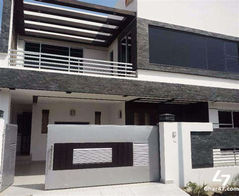 House Porch by 5 Marla Brand New House For Sale In Dha Phase 5 Lahore