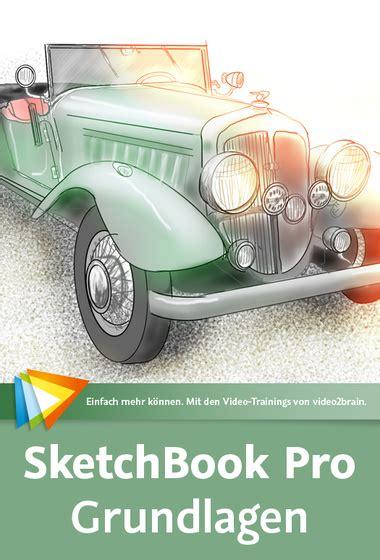 sketchbook pro learning autodesk sketchbook pro grundlagen avaxhome
