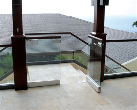 Outdoor Banister Railing Crl Architectural Railings Grs Glass Gate Systems