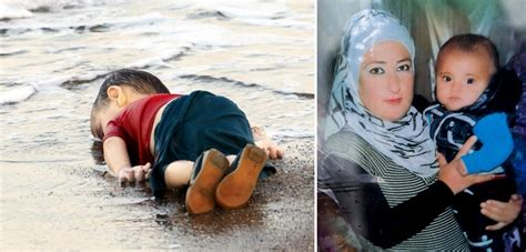 Viral Photos Of Drowned Syrian Boy Sparks Global
