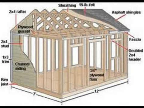 garden shed plans complete garden shed plans