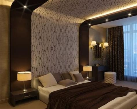 interior design bedroom wallpaper 22 ideas to update ceiling designs with modern wallpaper