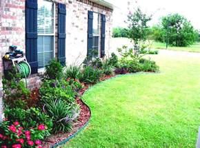 Florida Front Yard Landscaping - flower bed designs on pinterest flower garden plans front yard goodhomez com