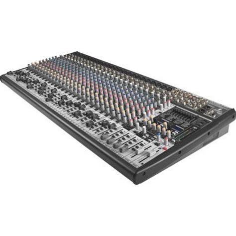Mixer Eurodesk behringer sx3242fx eurodesk 32 channel mixer
