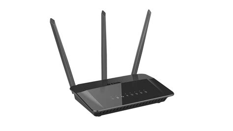 Router Wifi D Link ac1750 high power wi fi gigabit router d link