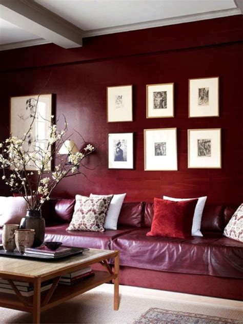 Ways To Go Color With Your Home by 12 Brilliant Living Room Paint And Wallpaper Ideas