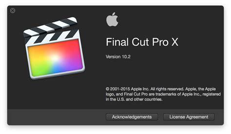 final cut pro x final cut pro x 10 2 is here and it s great final cut