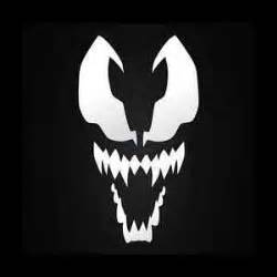 venom logo vinyl decal spiderman spidey villian comic 184