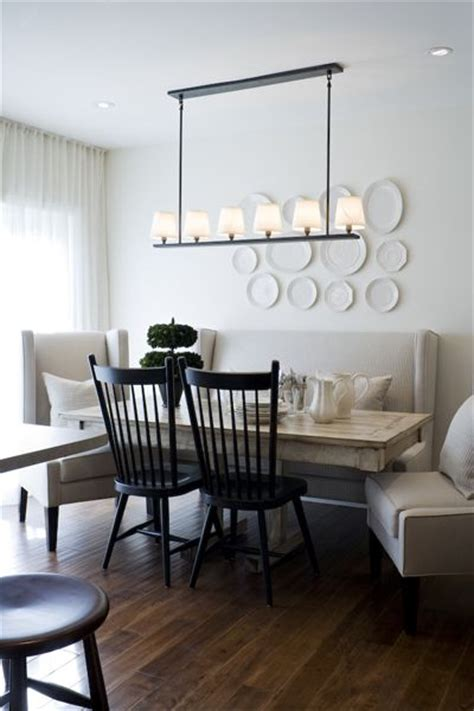 Settee Kitchen Table Best 25 Settee Dining Ideas On Formal Dining
