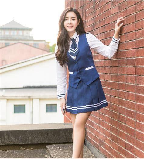 buy wholesale korean school uniforms from china