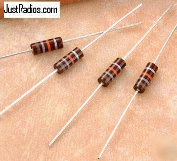 carbon comp resistor kits 1 2w carbon composition resistor kit qty 330 55 sizes