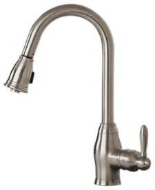 alfa img showing gt delta kitchen faucet brushed nickel