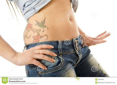 xs tattoo prices hip over white background stock image image of caucasian