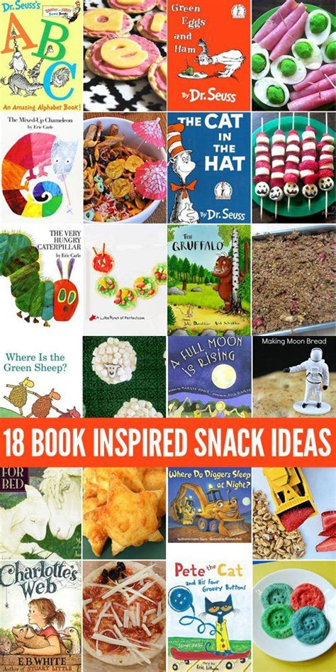 children picture book ideas 18 picture book inspired snacks for international
