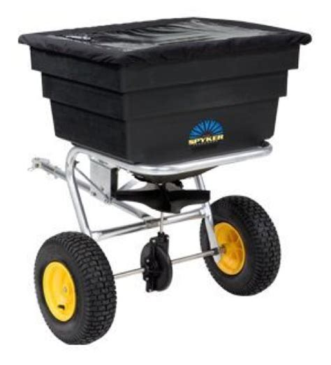 spyker s30 17520 broadcast spreader seed salt fertilizer