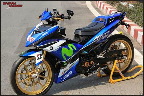 Modifikasi Jupiter Z Untuk Touring by Foto Gambar Modifikasi Motor New Jupiter Mx 135cc