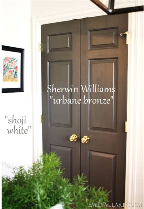 sherwin williams urbane bronze possible paint colors