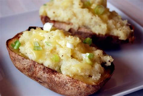 a less processed life what s on the side rustic twice baked potatoes