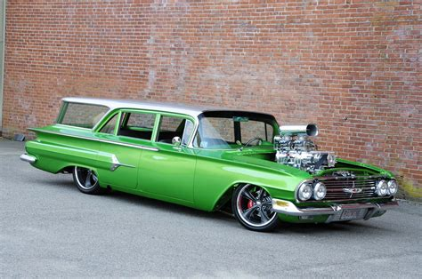 chevrolet 1959 parkwood 4door station wagon the history image gallery 1960 chevy wagon