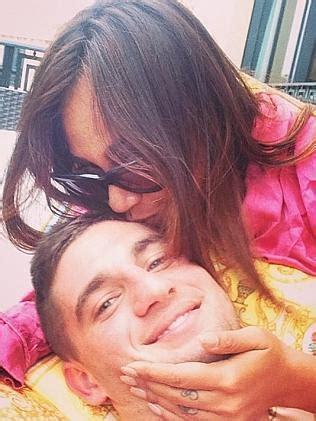boyfriend haircut story jessica mauboy and her beau of five years themeli