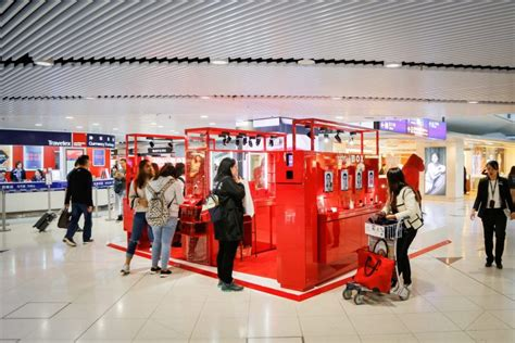 red alert  armani beauty box  uri  red gorilla