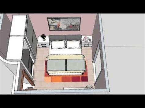 progettare da letto progetto 3d da letto moderna