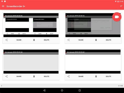 android recorder screen recorder indir android ekran g 246 r 252 nt 252 s 252 kaydetme uygulaması mobil tamindir