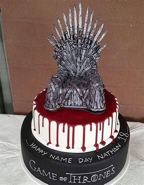 thrones kuchen die besten 25 of thrones geburtstag ideen auf