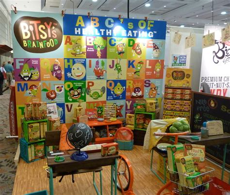 gift and home decor trade shows best trade show booths from natural products expo east 2014