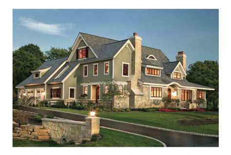 Shingle Style House Plans by Eplans Shingle House Plan Modern Shingle Style 4610