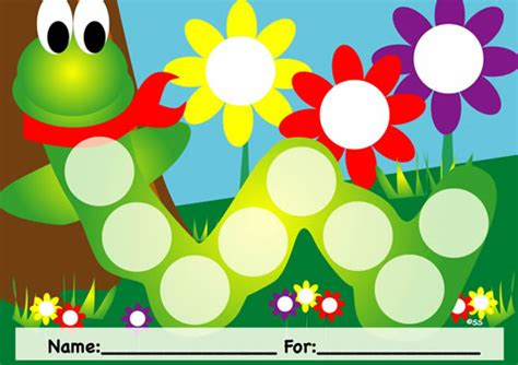 Simple Home Decoration For Birthday caterpillar reward charts pack