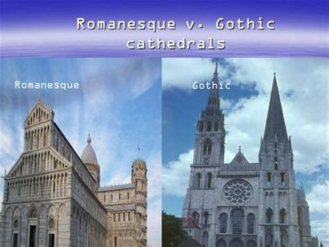And Romanesque Cathedrals Essay by Romanesque And Architecture Essay 1195 Words