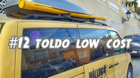 toldos para furgonetas vantrip 12 191 c 243 mo hacer un toldo low cost para tu furgo