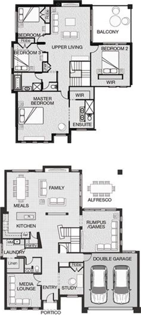 Two Story Cottage House Plan Cottage Floor Plans Floor Two Story House Plans Elevator