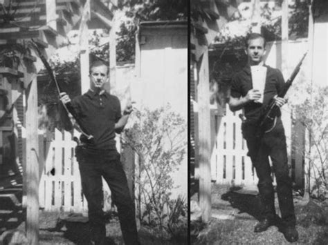 oswald backyard photos booking photo 11 23 63 the life and death of lee harvey