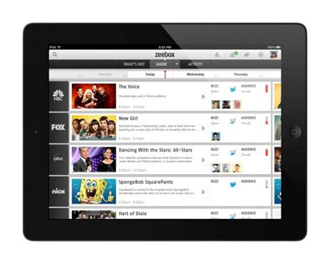 Zee Box One Second Screen To Rule Them All Zeebox Launches In Us