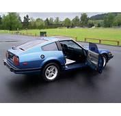 Datsun Z Series T TOP 1982 Blue For Sale