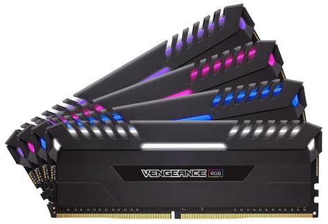 vengeance ram corsair launches vengeance rgb ddr4 memory kits legit