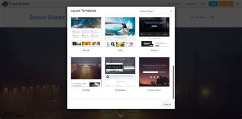 How To Build Complex Websites With Wordpress Page Builder Plugins Template Builder Plugin