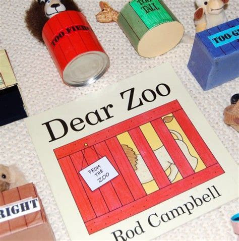 themes zoo story 1000 ideas about dear zoo on pinterest easy toddler