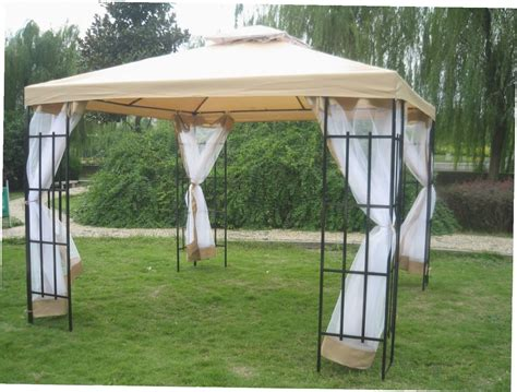 backyard canopy gazebo patio canopies and gazebos gazebo ideas