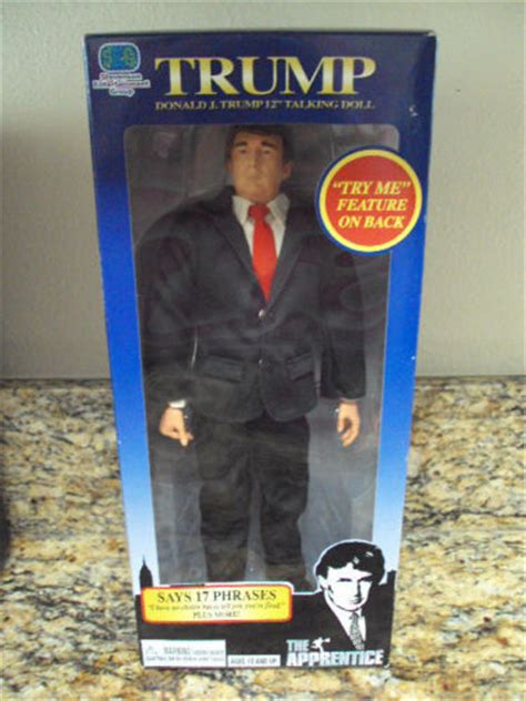 donald 12 talking doll donald j 12 quot talking doll the apprentice 17 phrases