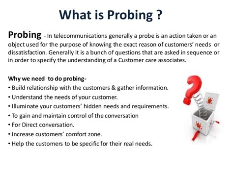 what is the fastest probing of customer care voice by aitihya hazra