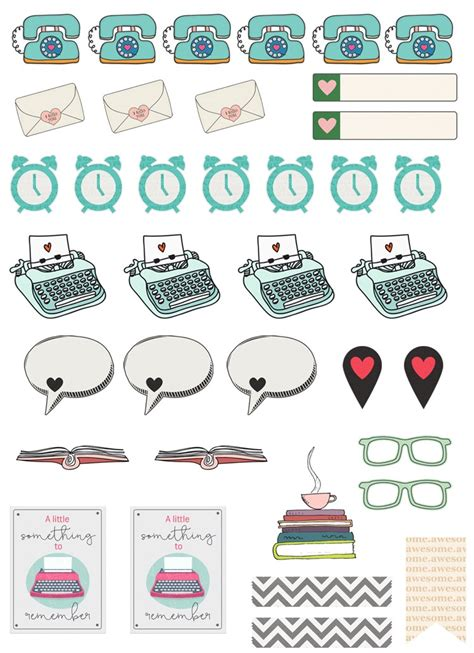 Sticker Drucken Gratis gratis filofax einlagen dividers sticker co zum
